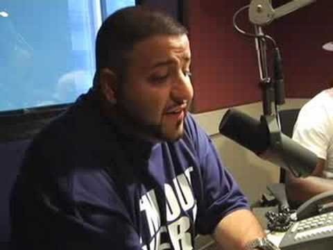 Dj Khaled on Hot97 W/ CIpha Sounds & Rosenberg