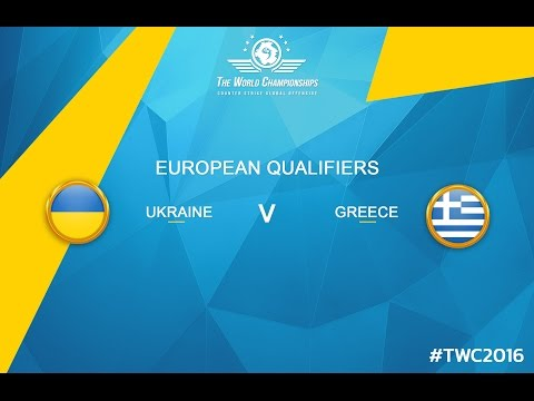 CS:GO - Ukraine vs. Greece[Mirage] - TWC 2016