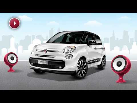 Fiat 500L Hi-Fi - Qualità Audio