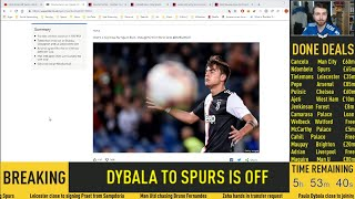 TRANSFER DEADLINE DAY LIVE - All Completed Deals and Transfers