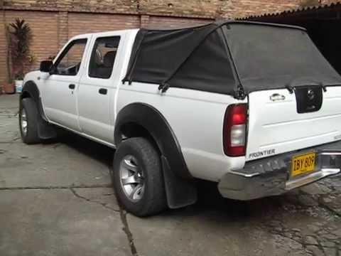 nissan d22 frontier 3 0 4x4 doble cabina dx turbo diesel. Black Bedroom Furniture Sets. Home Design Ideas