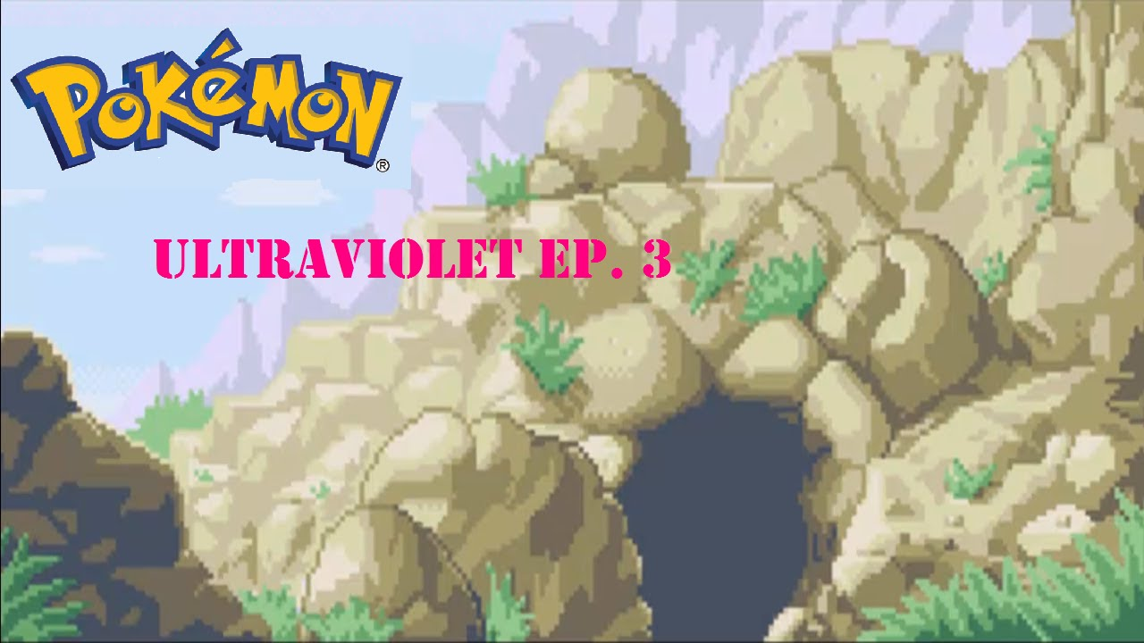 Pokemon ultraviolet Rom