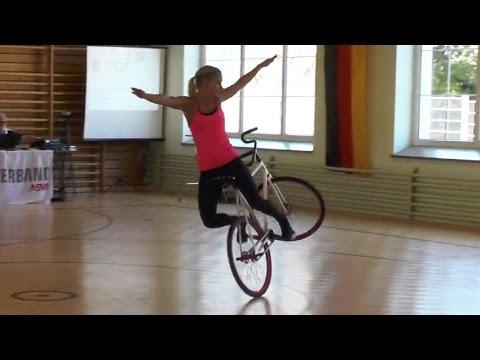 Bicycle Acrobatics unbelievable skills