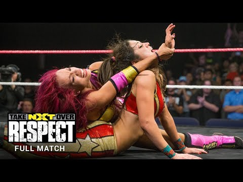 FULL MATCH: Bayley vs. Banks - NXT Women's Title 30-Minute WWE Iron Man Match: NXT TakeOver: Respect