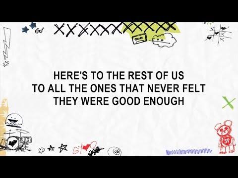 Simple Plan - Rest Of Us (Lyrics)