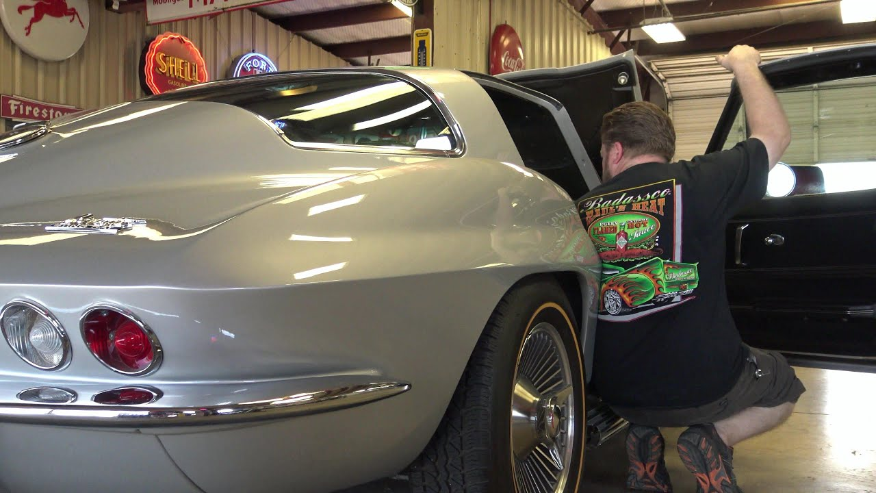 1966 Chevrolet Corvette Sting Ray Coupe Youtube 1954 Chevy Stingray