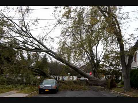 Hurricane Sandy: Storm Footage Vlog In LI, NY & The Aftermath. Still Without Power 12 Days Later.