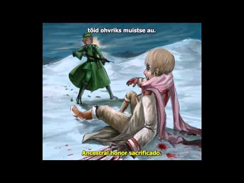 APH - Wake Up Baltics! - Lithuania Latvia Estonia!  Now with English Captions (subtitles)