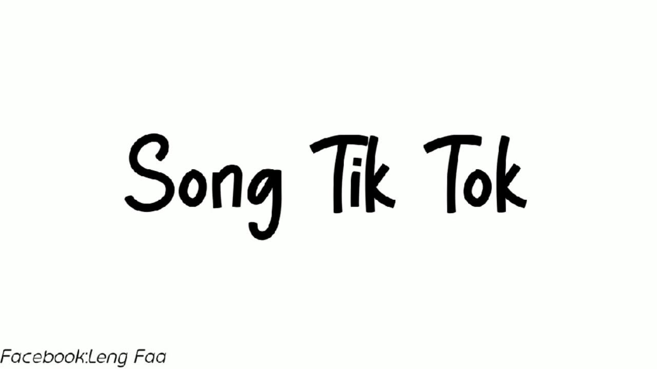 បទដែលល្បីក្នុងTik Tok Remix By Djz Nāā Mellody