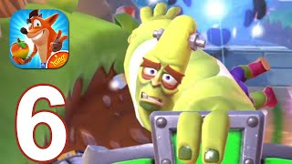 Crash Bandicoot: On the Run!  - All Levels Max Level (Android, iOS) #6