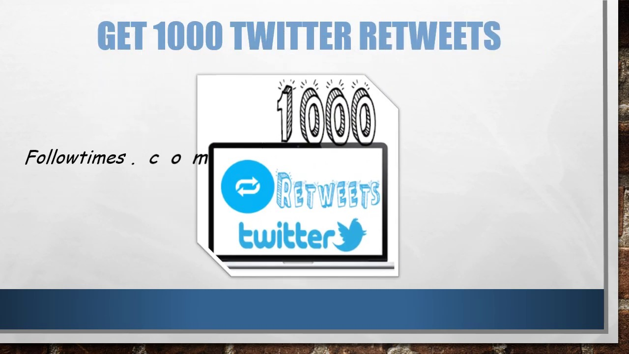Get 10K Free Twitter Followers And Retweets | Followtimes com(2019)