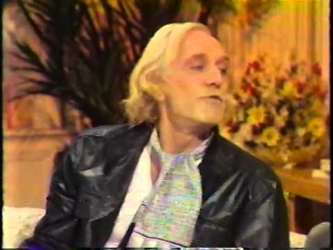 RICHARD HARRIS ON MERV GRIFFIN SHOW