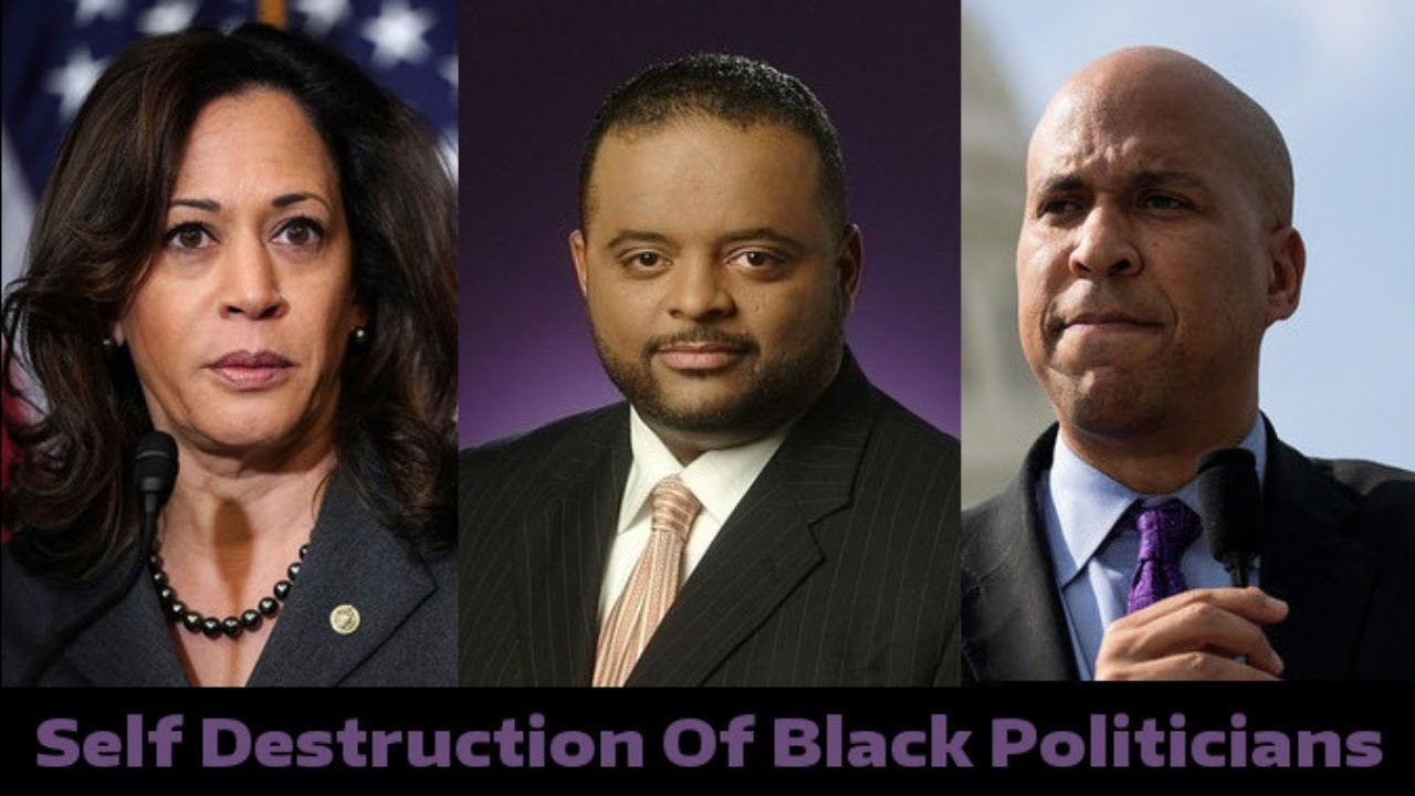 #ADOS And The Self Destruction Of Black Politicians