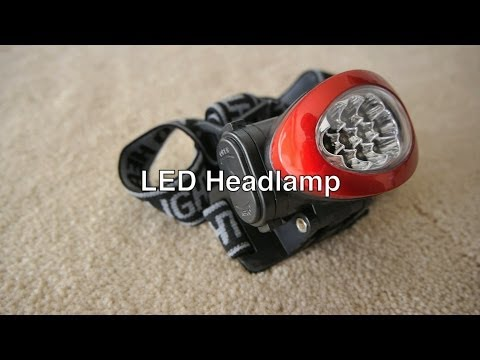 best-led-headlamp-flashlight-for-the-money-for-home-use-w/-multi-position-head-strap-&-light-modes