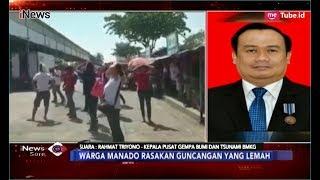 Gempa Berkekuatan 7,1 SR Guncang Kepulauan Talaud, Sulut - iNews Sore 29/12