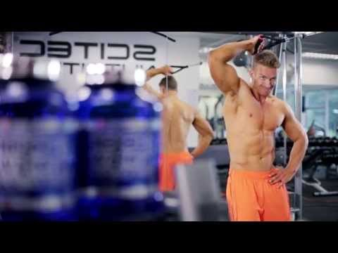 Scitec Nutrition Malaysia Advertisement