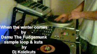 "M-Audio Torq 1.5.2 "" When the winter comes LOOP by Damu the fudgemunk """