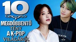 10 Megdöbbentő Tény a K-Pop Világáról [TOPLISTÁK]