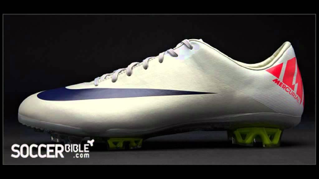 e0c5a256ab1 Nike Mercurial Vapor VII 2011 - YouTube