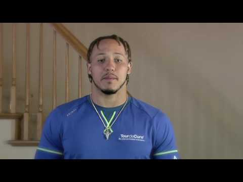 Shane Ray Welcome at Tour de Cure Colorado 2016