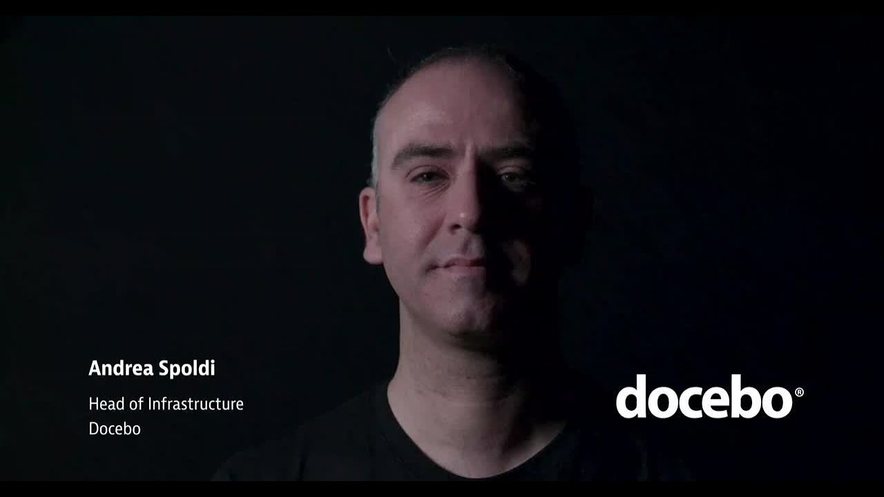 Docebo uses AI to remove complexity in their cloud environment