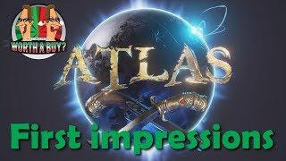 Atlas First Impressions - Worthabuy?