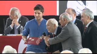 Galatasaray'ın en yaşlı ve en genç üyesi Ali Tanrıyar