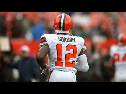 Browns to part with Josh Gordon; source says WR broke team's 'trust'