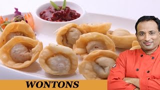 Crispy Chicken Wonton Recipe With Philips Air Fryer By Vahchef