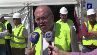 وزير الاشغال.. إصلاح طريق إربد - عمّان في مراحله الأخيرة - (19-9-2017)