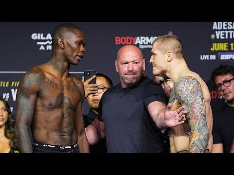 UFC 263: Final Faceoffs