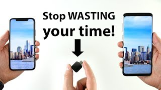 Galaxy S9+ Unboxing and FASTEST Setup Method (Stop wasting your time!)