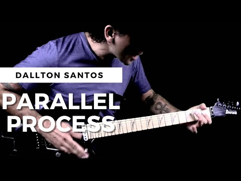 Brazilian Rock Fusion Guitar -