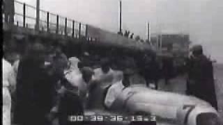La vittoria di Tazio Nuvolari al Nurburgring nel 1935