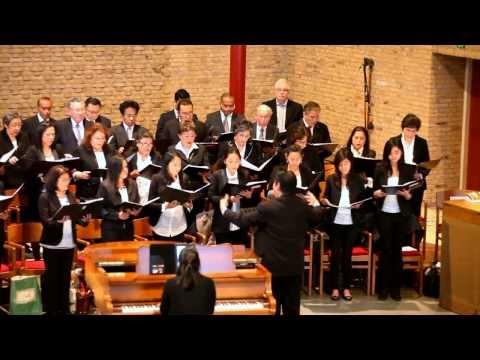 GKIN Amstelveen koor : 'Lead me Lord'