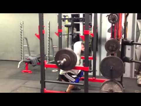 Derby City CrossFit - 430x6 Squat