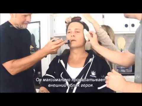 Johnny Depp transformation for BLACK MASS