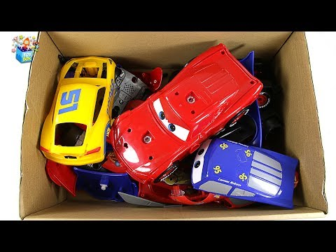 disney pixar cars city Vehicle friend's full Box Play toys funny video for kids Mp3