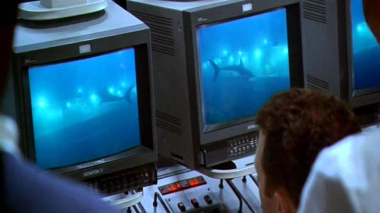 Deep Blue Sea Trailer [HQ]