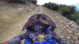 A HORRIBLE Idea! - Sportbike Hill / Mountain Climb