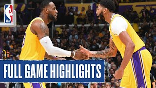 GRIZZLIES at LAKERS | FULL GAME HIGHLIGHTS | October 29, 2019