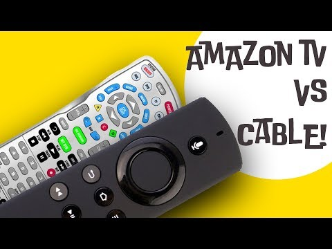 Is Cable Tv Dead? Amazon Tv Vs Cable!
