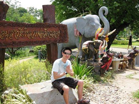 Siam Palm Residence, Big C, Wat Chalong Temple, Phuket Thailand Pt1, Travel Vlog
