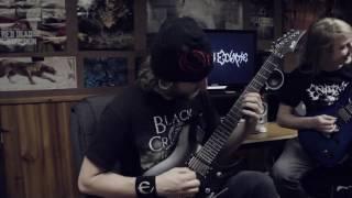 Ominous Eclipse - Pestilence (Guitar Playthrough)