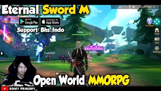 Rilis di Playstore INDO  - Eternal Sword M (ENG) Android Open World MMORPG
