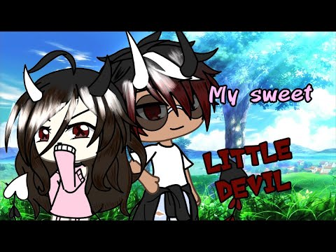 My sweet little devil ||GLMM || GACHA LIFE MINI MOVIE ||