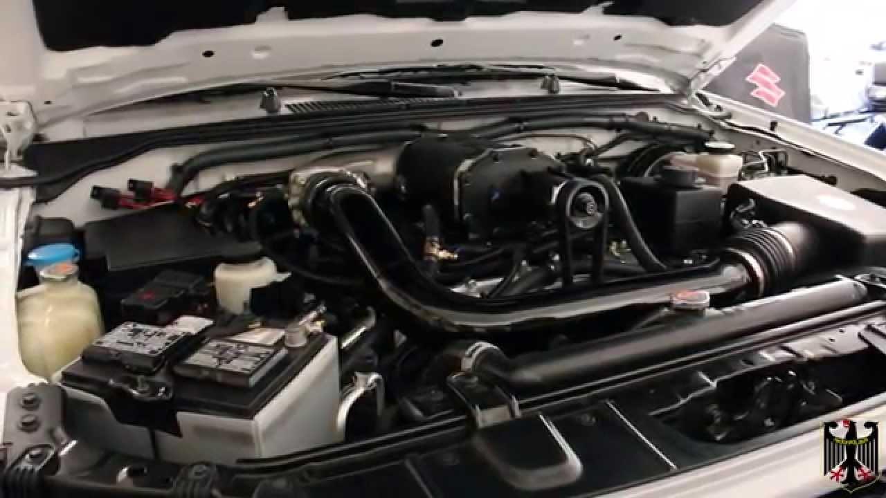 Nissan Frontier Diesel >> Supercharged 2011 Nissan Xterra Walkaround - YouTube