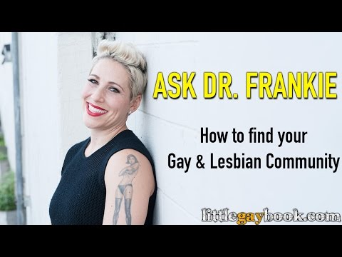 How to Find Your Gay and Lesbian Community?