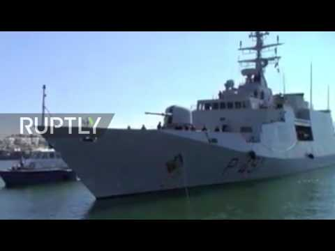 Libya: Italian patrol ship docks in Tripoli port in defiance of LNA foreign vessels ban
