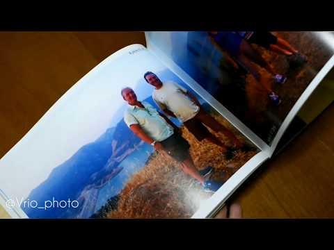 Handmade wooden photo album DIY by Vrio_photo